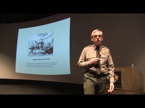 The Long Road to Reconciliation - Veterans and the Record of War (Lecture)