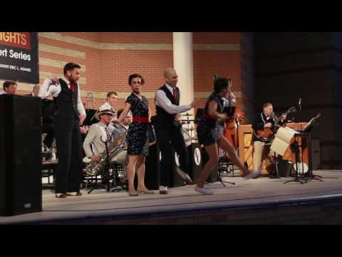 "The Glenn Crytzer Orchestra & Syncopated City Dance Co. - ""John's Idea"""
