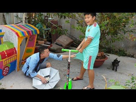 Trò Chơi Bé Pin Tiền Biết Chạy ❤ ChiChi ToysReview TV ❤ Đồ Chơi Trẻ Em Baby Doli Fun Song Bài Hát Vầ