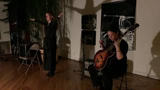 Luisa Muhr/Wendy Eisenberg Duo - at Outpost - Jan 16 2020