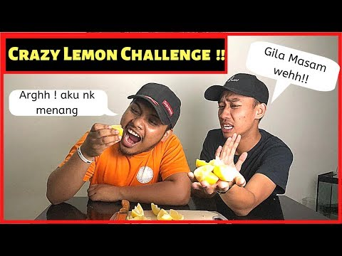 Funny Lemon Challenge By Mr.E (Requested From Subscriber)