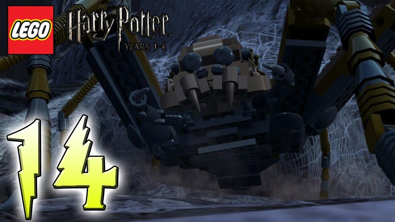 spinne harry potter