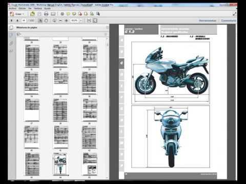 ducati multistrada 1000 service manual manuel reparation rh youtube com Multistrada 620 Review service manual ducati multistrada 1000