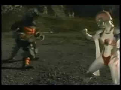 Japanese superheroine in peril | FunnyCat.TV