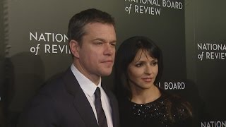 Matt Damon Says Sylvester Stallone Is the Reason He Was in