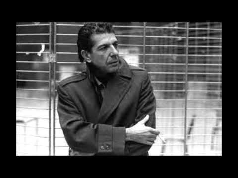 Leonard Cohen- Sisters of Mercy