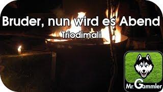 Bruder, nun wird es Abend / Trio di mali (Instrumental)