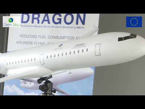 DRAGON - reaching climate-neutral aviation through distributed electric propulsion