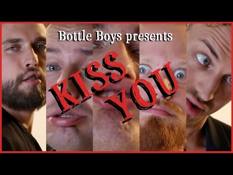 Bottle Boys - Kiss You (One Direction on Beer Bottles)
