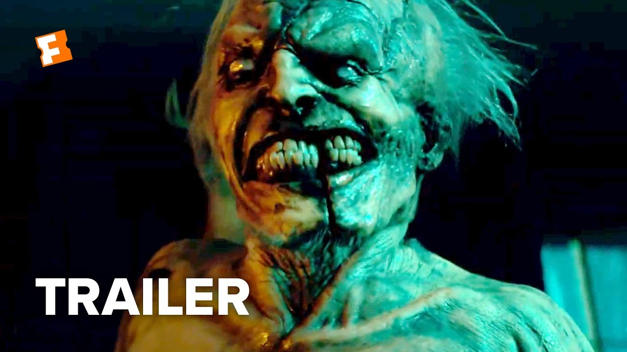 Watch The Newest Trailer For 'Scary Stories To Tell In The