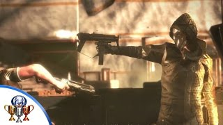 Deus Ex Mankind Divided [MISSABLE] Singh No Swan Song Trophy (Mission 1)