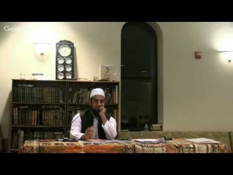 LIVE- The Fruits of Knowledge- Shaykh Abdullah Waheed.