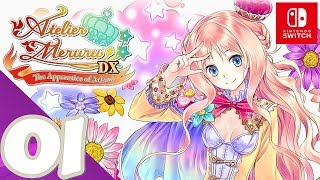 Atelier Meruru DX [Switch] - Gameplay Walkthrough Part 1 Prologue - No Commentary