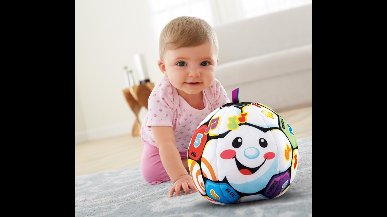 Review Fisher Price Laugh and Learn Singin Soccer Ball