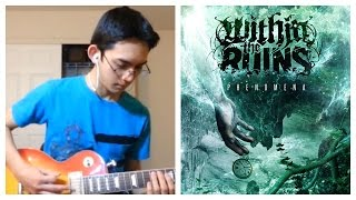 Within The Ruins - Enigma (6-String Full Guitar Cover)