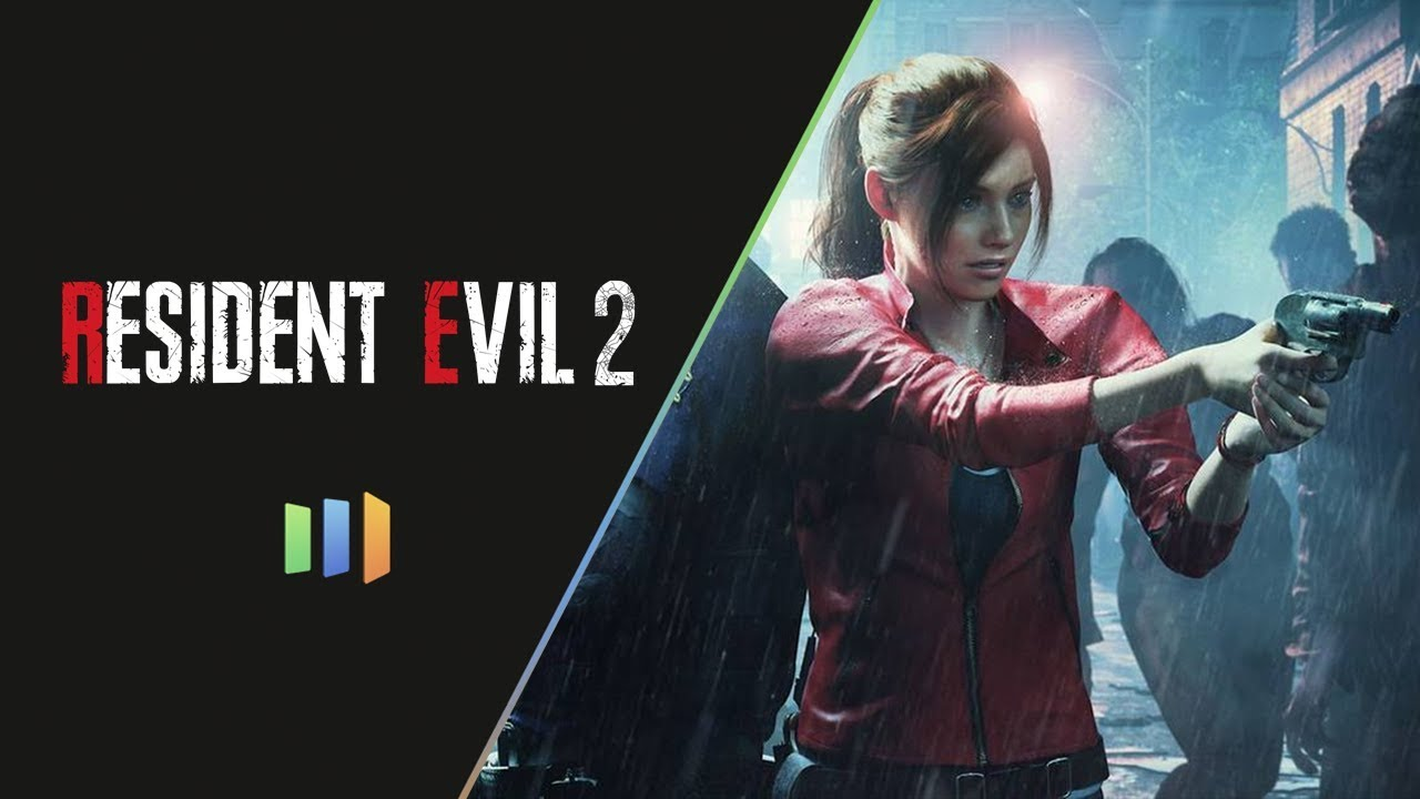 Resident Evil 2 Remake PC Download Game by CAPCOM
