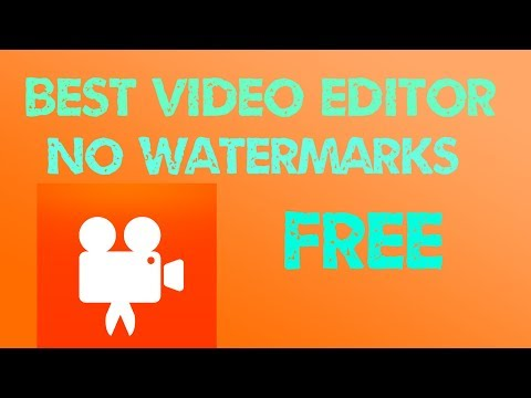 Best Android/IOS Video Editor (No Watermarks) FREE