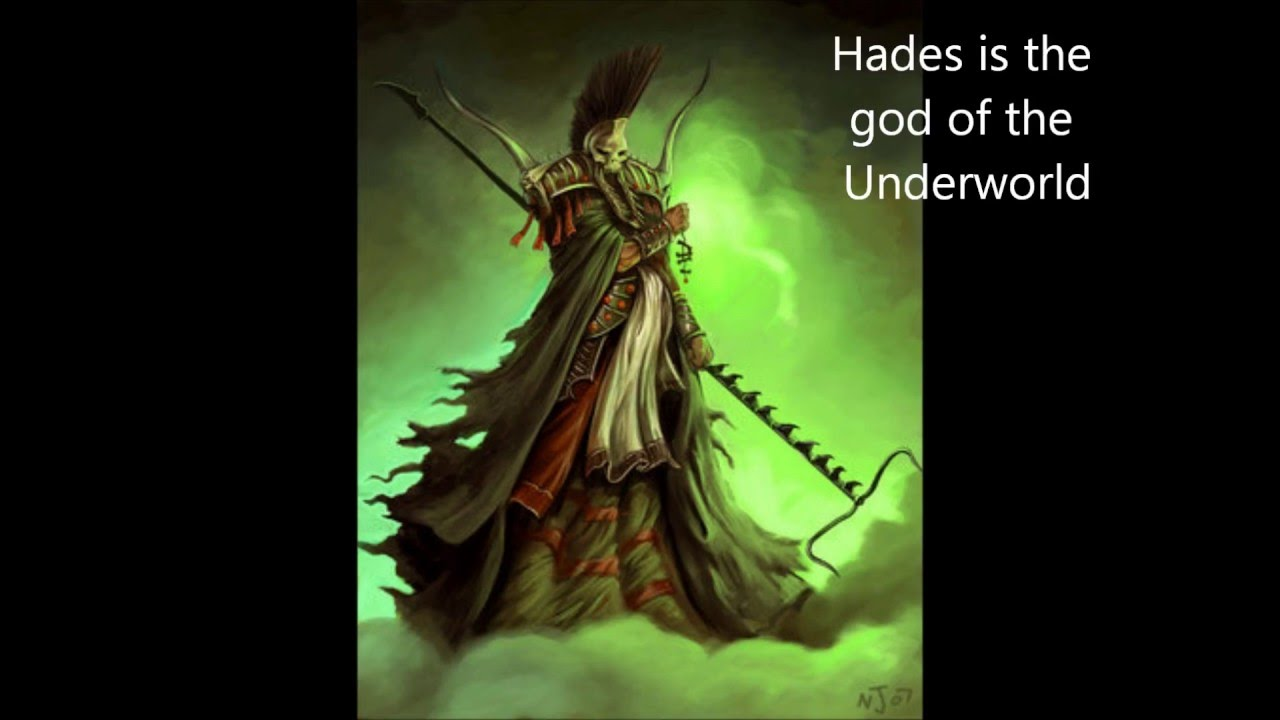 Greek Gods and Goddesses - YouTube