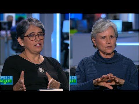 Mujeres De Ataque Con Juan Lozano: Yolanda Ruiz Y María Elvira Samper