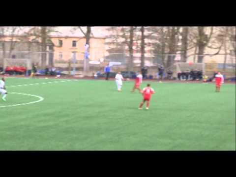 Jõhvi FC Lokomotiv - Nõmme Kalju FC    0-2