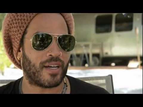 Lenny Kravitz + Lee Daniels