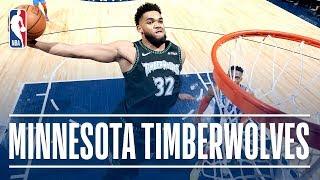 Best of the Minnesota Timberwolves! | 2018-19 NBA Season