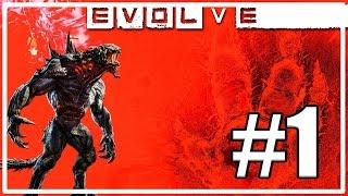 Врыв эволюции [Evolve #1]