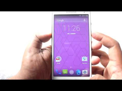 How to install note 4 rom on grand 2 | تركيب روم نوت 4 على