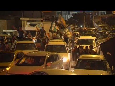 شاهد: احتفالات في كركوك عقب سيطرة القوات العراقية على المدينة  - نشر قبل 20 دقيقة