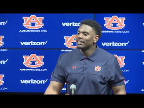 Auburn defensive lineman Andrew Williams (April 4)