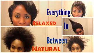 2014 Hair Relaxed to Natural + GROWTH! Thumbnail