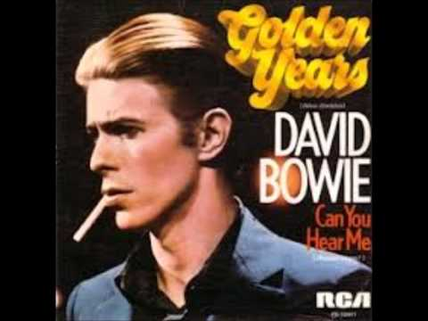 David Bowie -- Golden Years [rock]