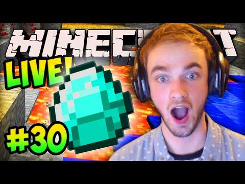 """MINECRAFT (How To Minecraft) - w/ Ali-A #30 - """"DIAMOND HYPE!"""""""