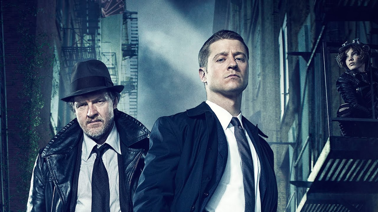 Gotham Trailer - YouTube