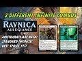 MTG Infinite Combo x3 Ravnica Allegiance Spoilers