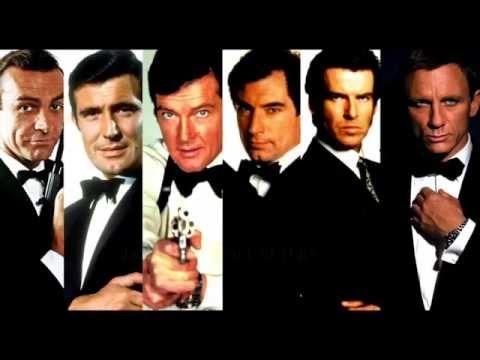 Ranking the James Bond Actors