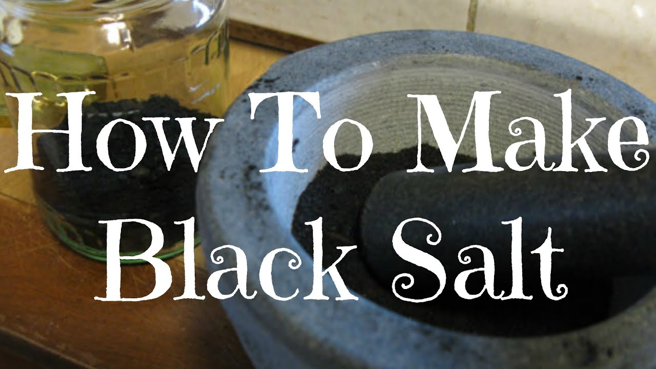 Image result for witch, please black salt