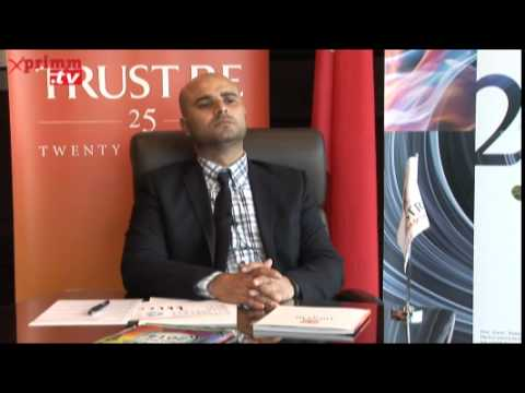 Kamal TABAJA Chief Operating Officer, TRUST Re