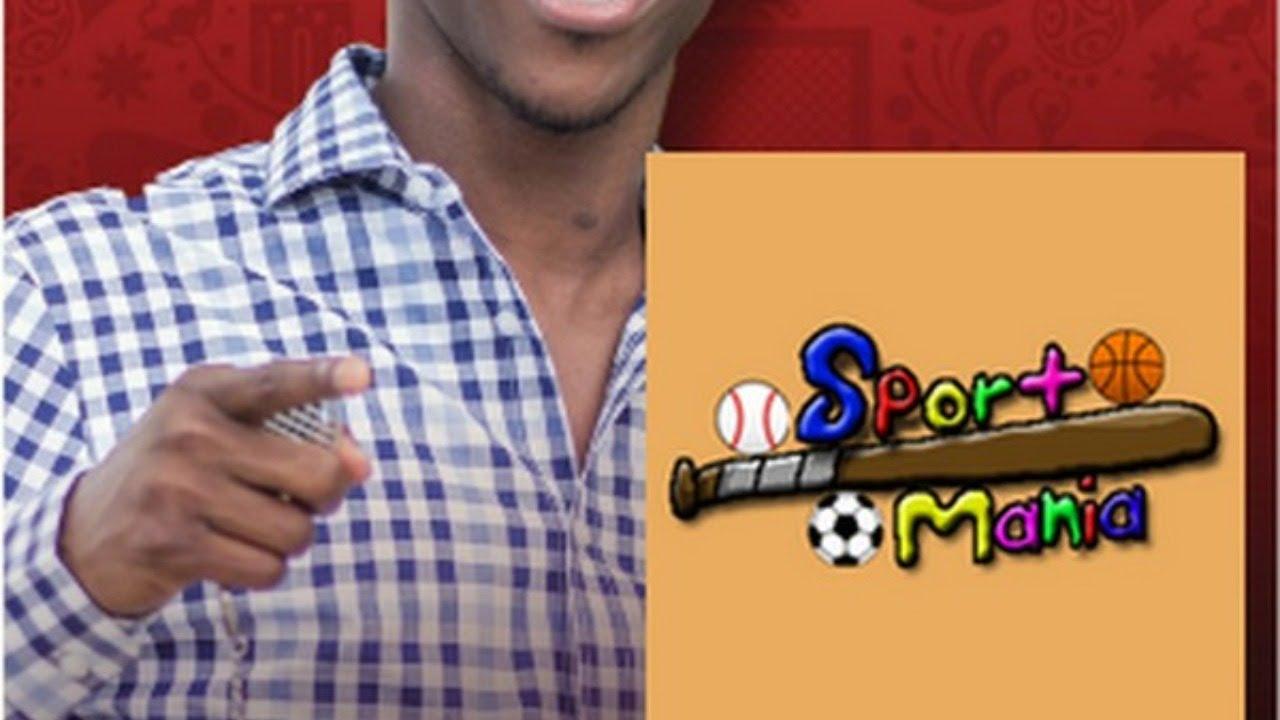 Download Sport Mania - Jean Pierre Etienne - Radio IBO - LIVE