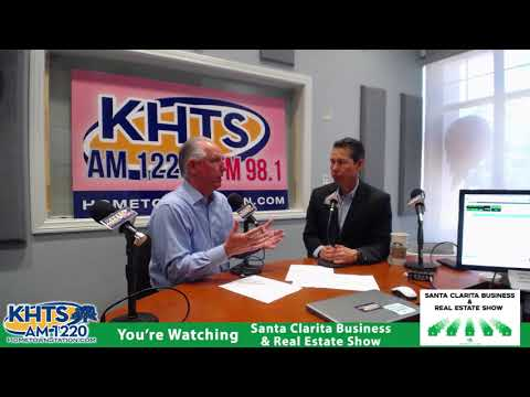 Santa Clarita Business & Real Estate Show - Dave Cantrell From AFF - KHTS