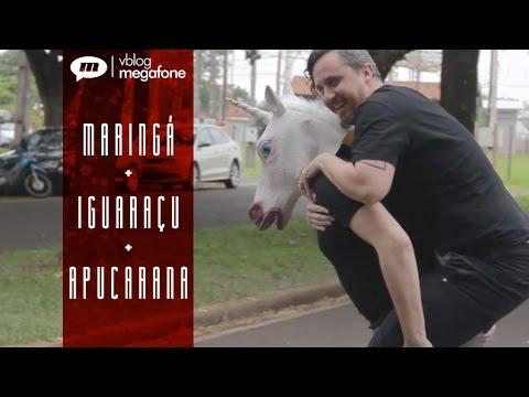 VBlog Megafone - Maringá + Iguaraçu + Apucarana