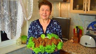 Сочные Мясные #Зразы с Яйцом и Зеленым Луком ВКУСНЕЕ ВЫ НЕ НАЙДЕТЕ РЕЦЕПТА!  Мамины рецепты