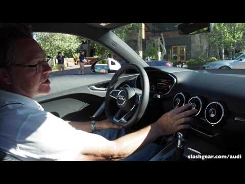 2016 Audi TT Interior Walkthrough with Dany Garand