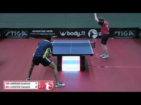 Challenger series: Sushmit Sriram vs. Yannick Vostes (March 20th ...