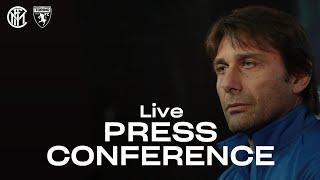INTER vs TORINO | LIVE | ANTONIO CONTE PRE-MATCH PRESS CONFERENCE | 🎙️⚫🔵 [SUB ENG]