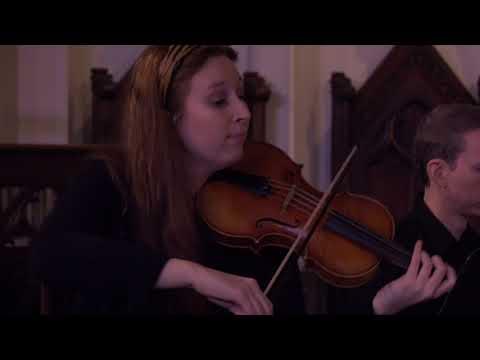 Sonata No. 3 in A minor, Jean-Fery Rebel