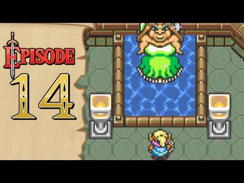 The Legend of Zelda: A Link to the Past - Episode 14 | The Golden Sword & Silver Arrows