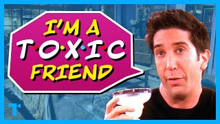 Toxic Takeaways - The Problem With Ross from Friends