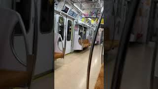 緊急事態宣言 東京メトロ 銀座線 4/18 13時