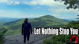 Exploring Mountain Trails - Hiking Adventure